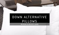 Best Down Alternative Pillow Reviews | Hovement.com