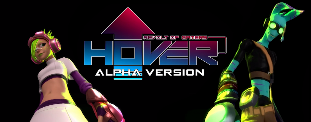 « Hover: Revolt of Gamers » is Greenlit !
