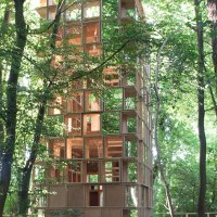 Get Your Own Forest Lookout Tower Headquarters!