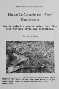 Muzzleloaders for Hunting Cover