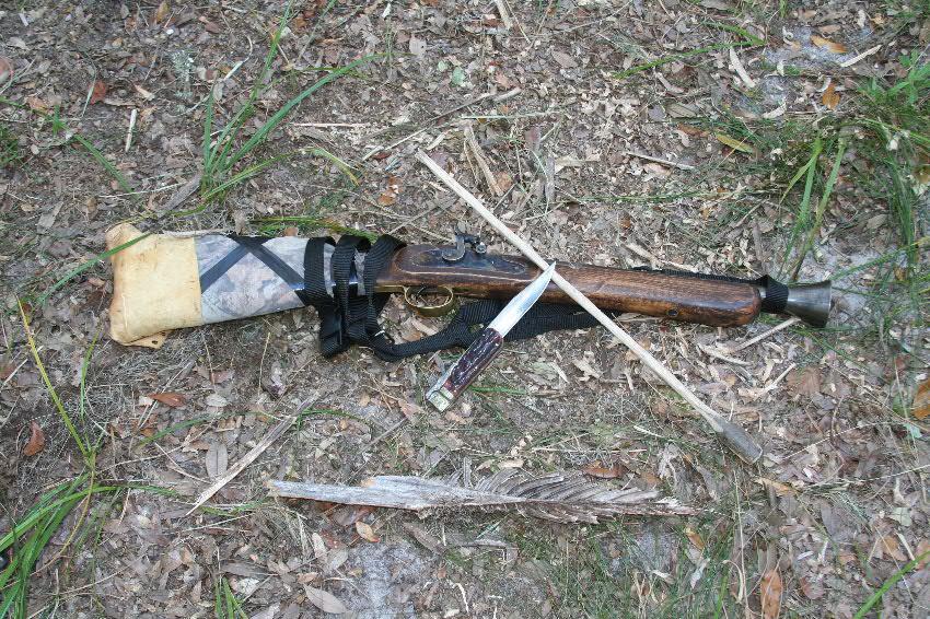Muzzleloading Hunts on Georgia's Ossabaw and Cumberland Islands, Jan. 7, 2013  (4/5)
