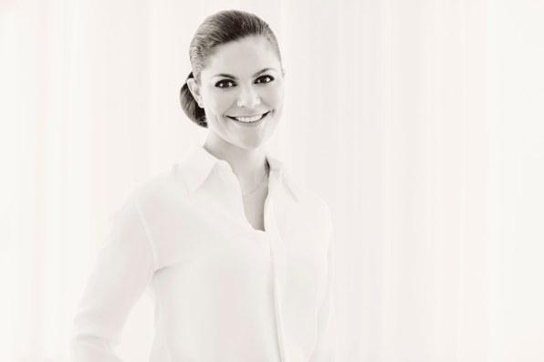Ruotsin kruununprinsessa Victoria syntymäpäivä, 40v, 40-vuotias, muotokuva