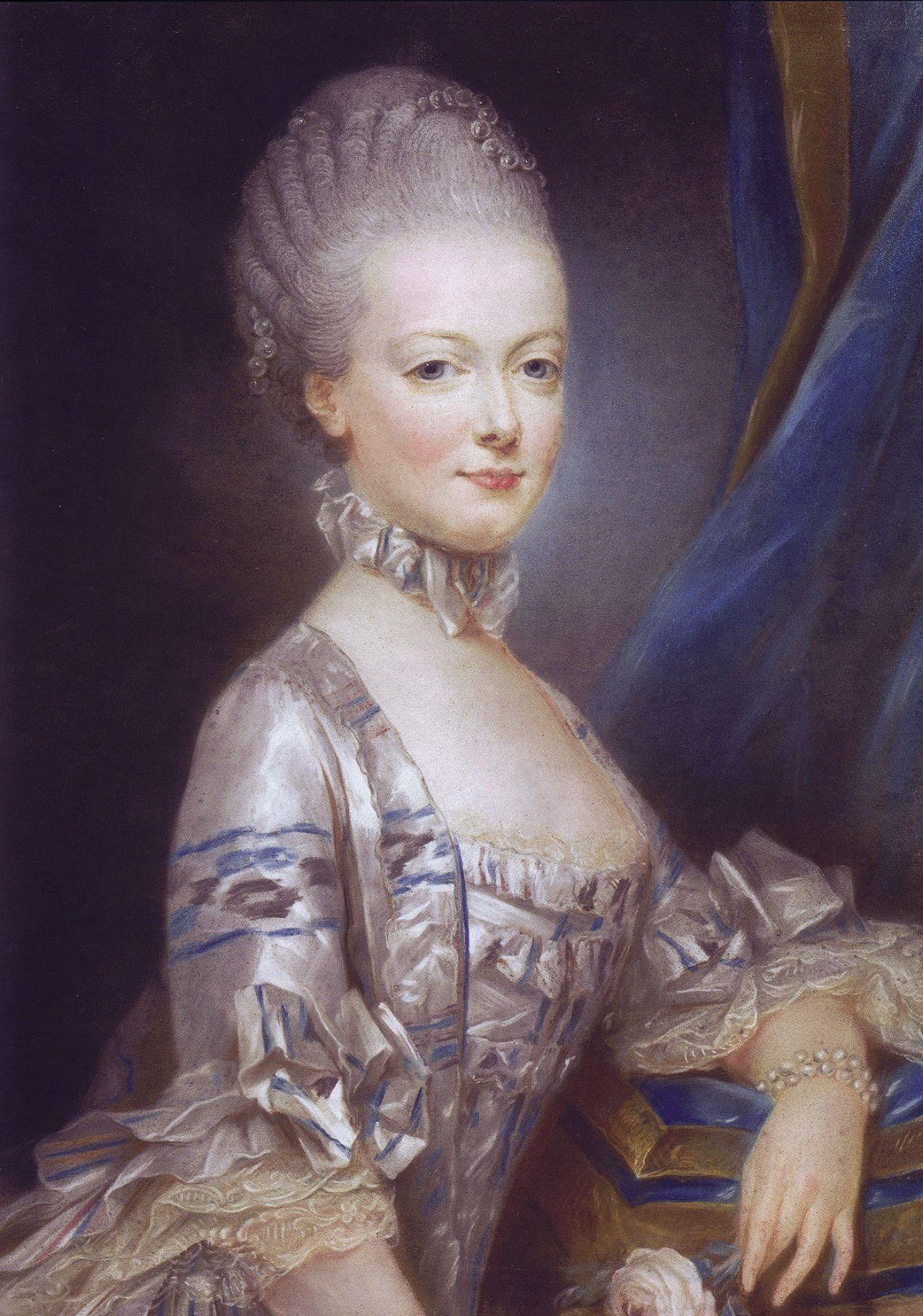 Queen Marie Antoinette of France by Joseph Ducreux