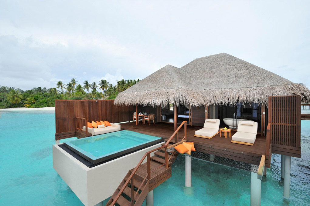 Ultimate Retreat Desination: Ayada Maldives Resort