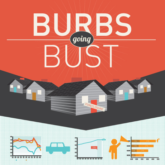 Burbs going Bust – interesting info-graphic on the continuing evolution of the A