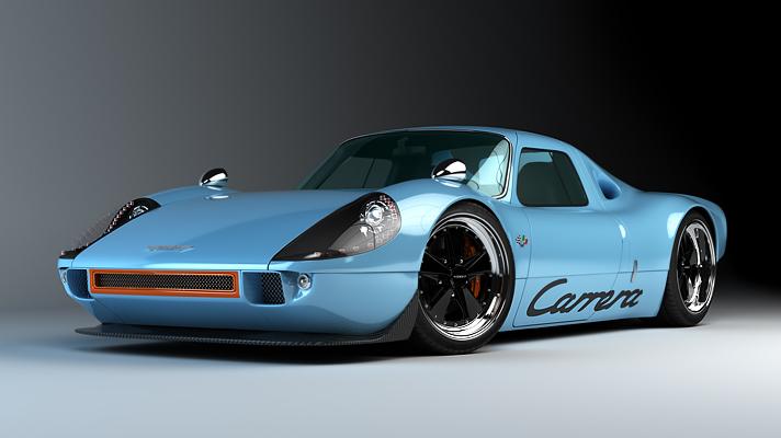 Porsche P/904 Carrera