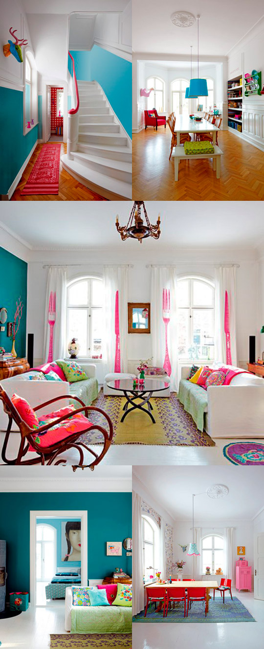Happy Home – Colorful perfection
