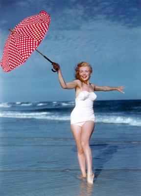 Marilyn by André de Dienes, 1949