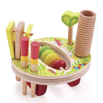 Jungle music. #wood #toys #music #fun #baby #educational