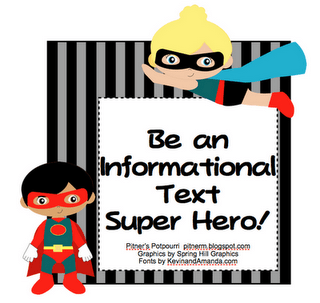 Informational Text Freebie