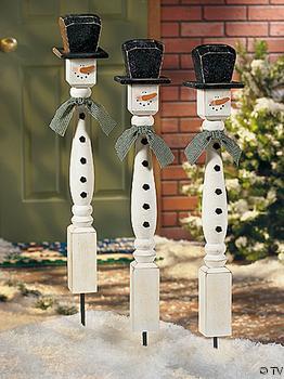 Best Snowman Crafts