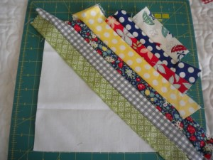 Adding Further Strips and Tapering