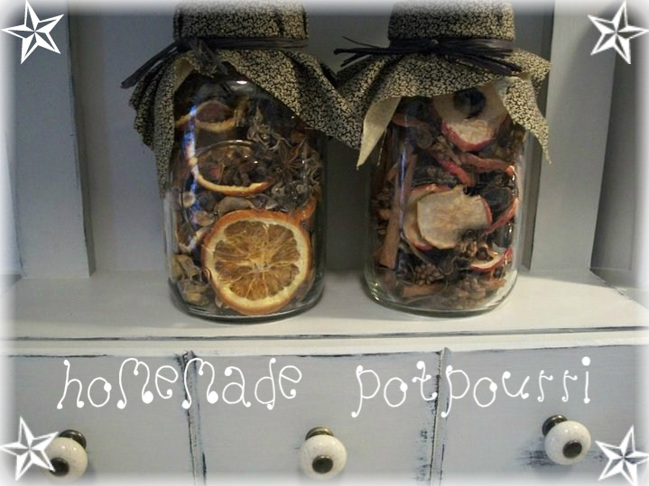 Homemade Potpourri – country crafts