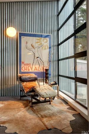 Dive into your summer read in a luxe lounge chair like this one!