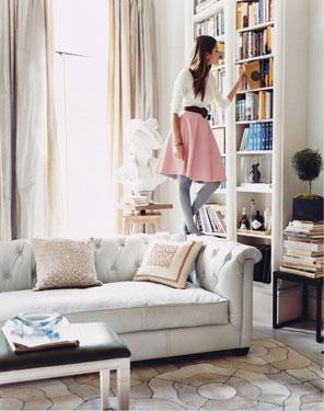 White Home Decor Ideas