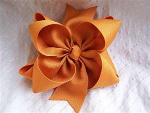 How to tie this awesome bow as well as many, many others.