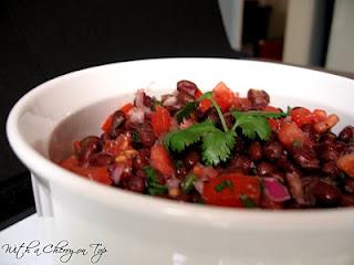 Fiesta Black Beans