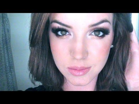Adriana Lima *Victoria Secret* Makeup Tutorial