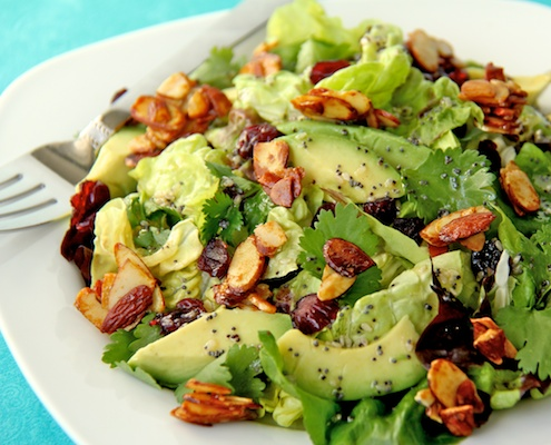 Once you try this delicious salad you'll find yourself craving it again and