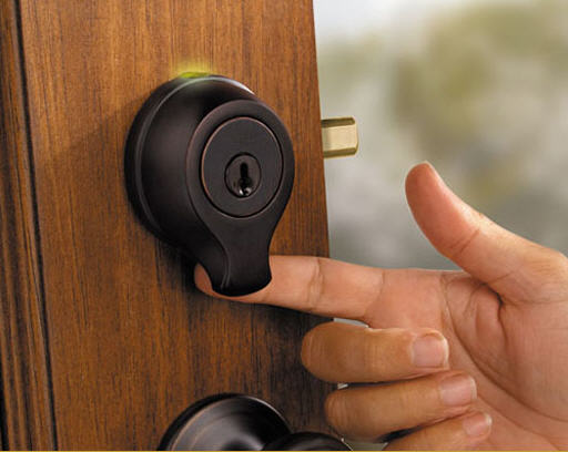 Fingerprint Sensor Deadbolt Program