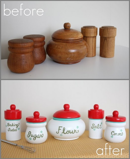 play kitchen cannisters