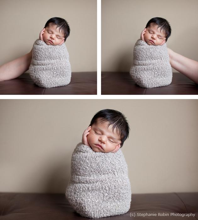 Newborn – safety first!