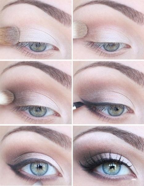 Eye makeup hacks
