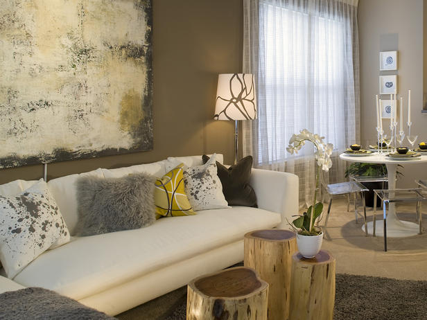 decorating tips for furnishing small apartments