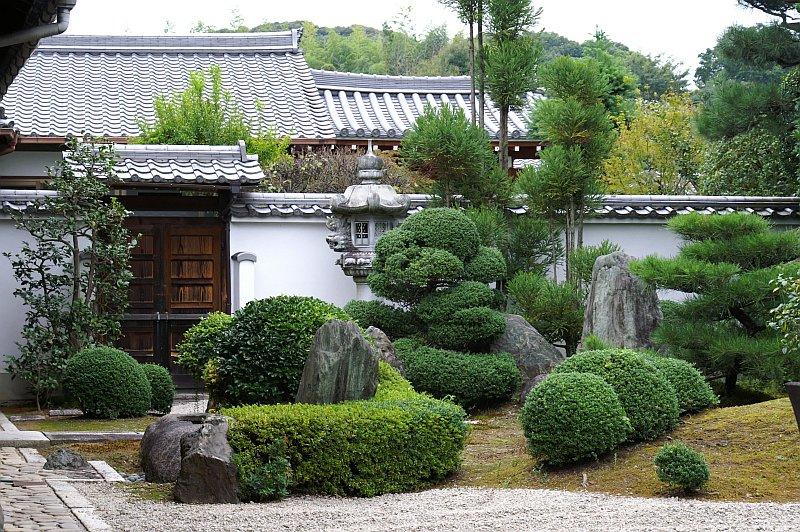 Zen garden Kyoto – Kyoto, Kyoto