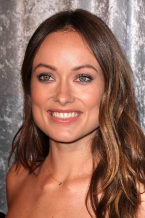 Olivia Wilde caramel and red highlights