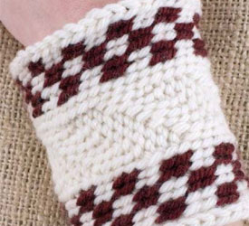 Bosnian (Slip-Stitch) Crochet + Pattern