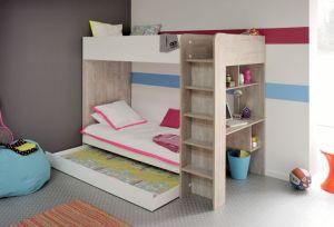 minimalist stylish bunk beds