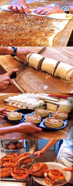 THE best cinnamon rolls. Ever.