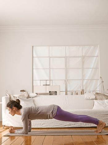 Pilates Pregnancy workout