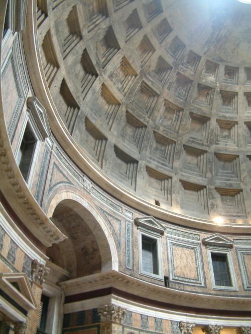 ☷☷ Pantheon, Rome