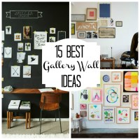 Gallery Wall Ideas   We Know How To Do It