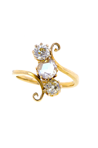 Doyle & Doyle vintage #engagement #ring Contains a link to 24 of the most un