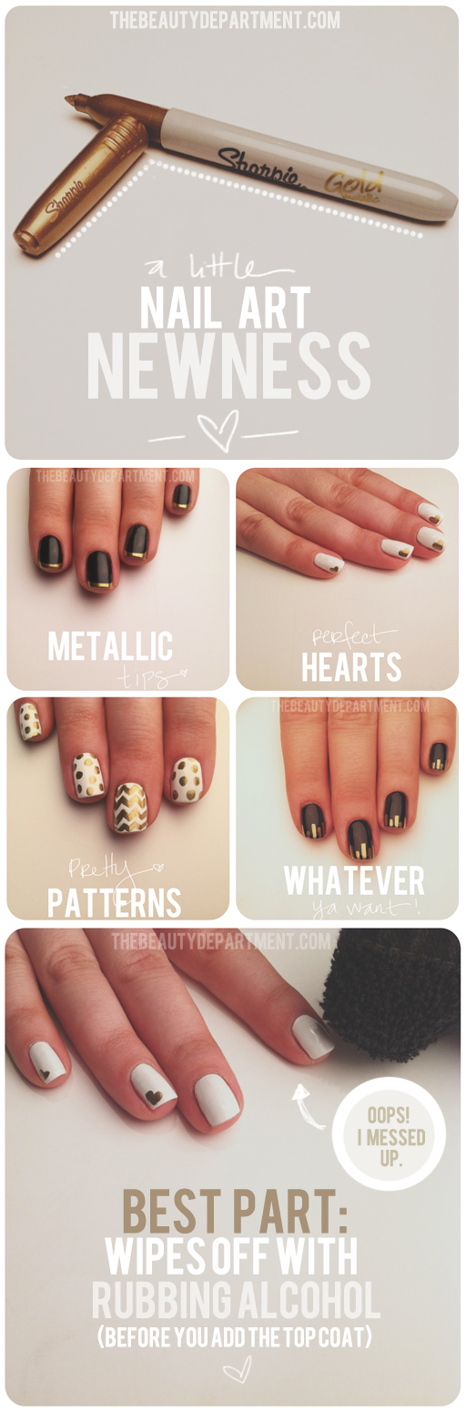 New favorite mani tool for hearts, dots, stripes and chevron patterns! #nails