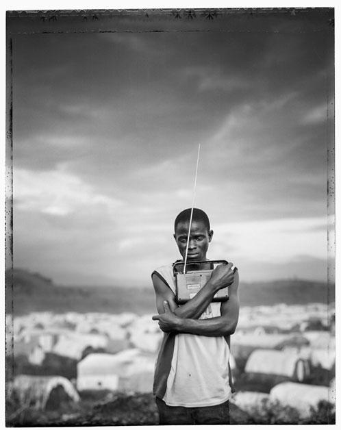 Jim Goldberg, Prized Possession, DRC, 2008 © Jim Goldberg/ Magnum Photos.