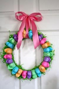 Peeps Wreath!