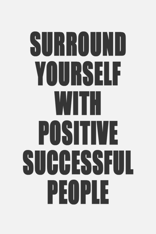 emphasis on POSITIVE. :)