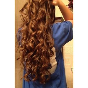 hair & nails / Perfect curls..