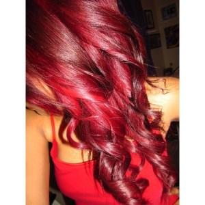 red hair ?