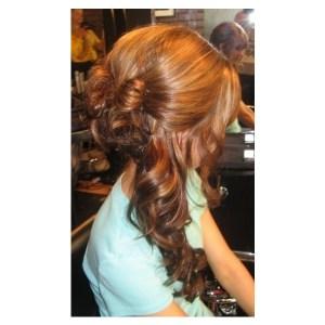 wisps of hair