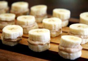 Fit Sugar frozen nutty bananas