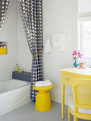 Floor-to-Ceiling Curtain