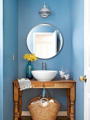 Blue & Bold
