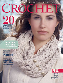 Crochet, Winter 2013 – Interweave Crochet – Crochet Me