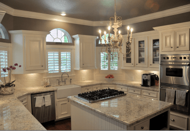 Custom Kitchen Cabinets Dallas Texas