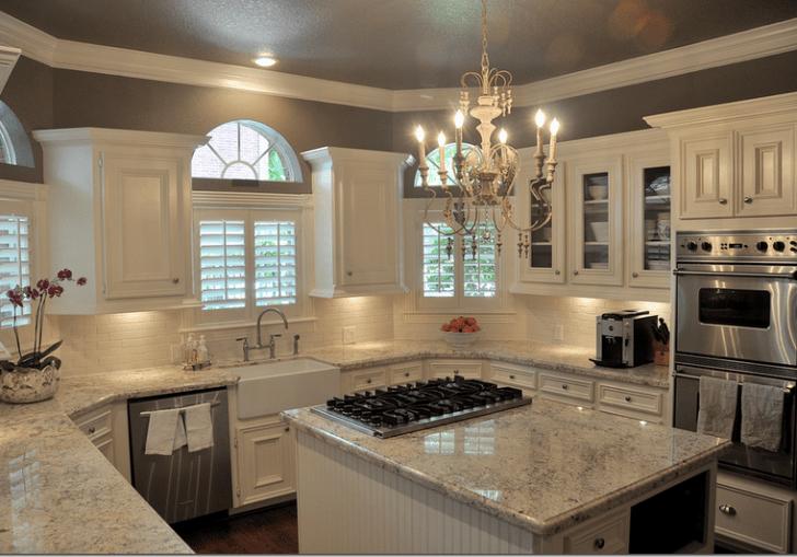 Custom Kitchen Cabinets Dallas Texas